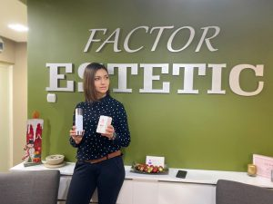 Elena Mijatović Factor Estetic Edukacija