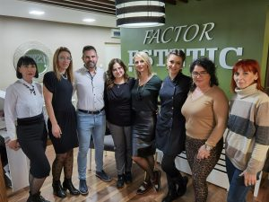 Factor estetic Edukacija