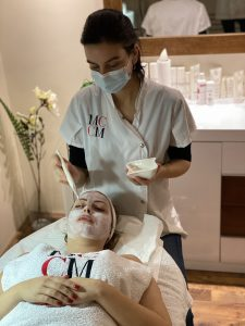 tretman lica Mezokokteli Factor estetic