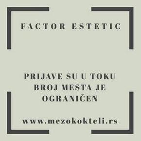 Prezentacije faktor estetik